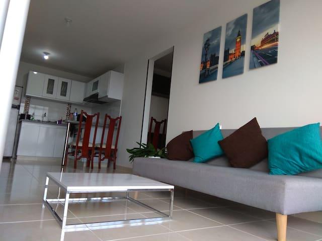 Apartamento Restrepo-Meta