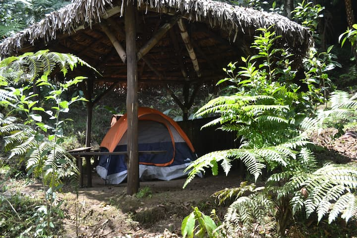 Camping La Escondida 2-5 persons