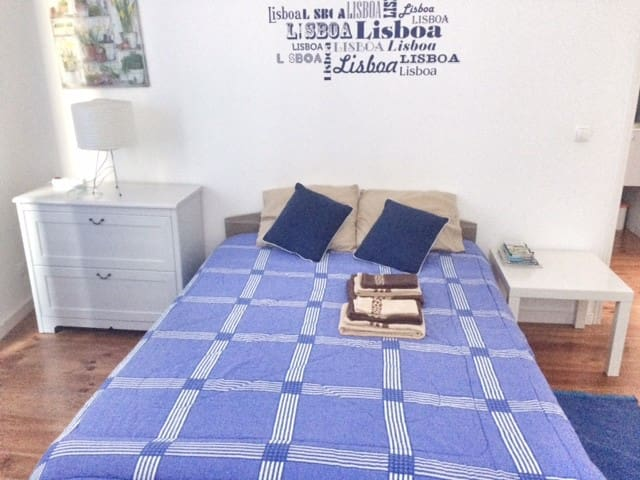 Beautiful and cozy room in Lisbon - Lisboa - House