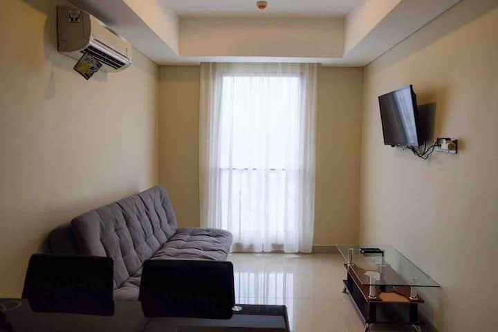 2BR Apartment @ Louise Kienne Pemuda