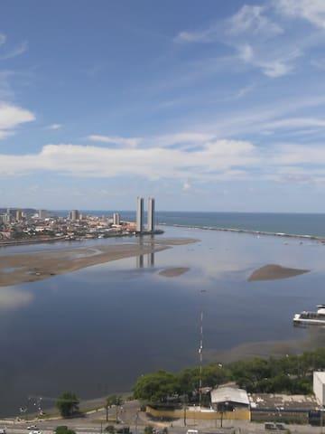 Studio 28 Beach Emoção maravilhosa do Recife