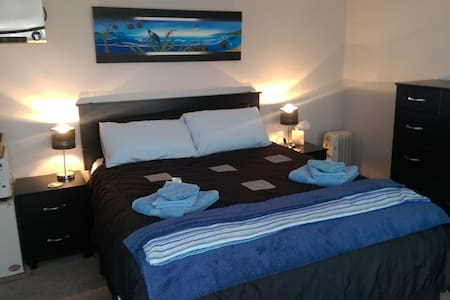Private access room w/ensuite. Includes breakfast - Tauranga - Wikt i opierunek