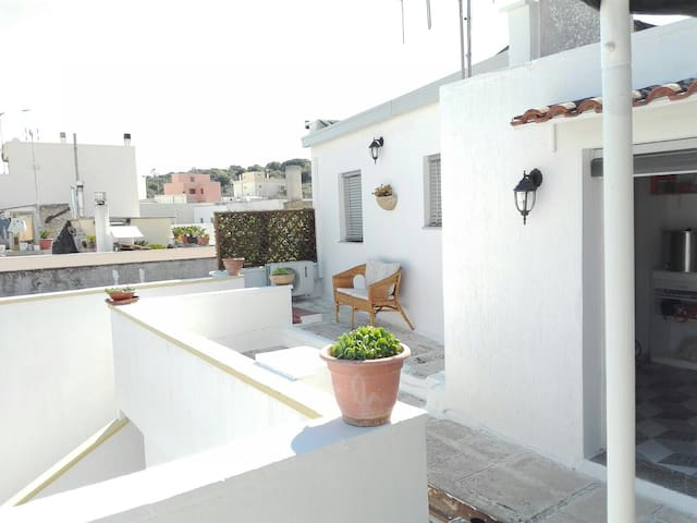 Romantic home in Salento, near the sea! - Alessano - Apartamento