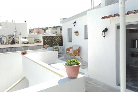 Romantica casa in Salento, a due passi dal mare! - Alessano - Lejlighed