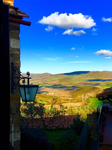 Tuscany Valdorcia Our home Marianna - เปียนซา - บ้าน