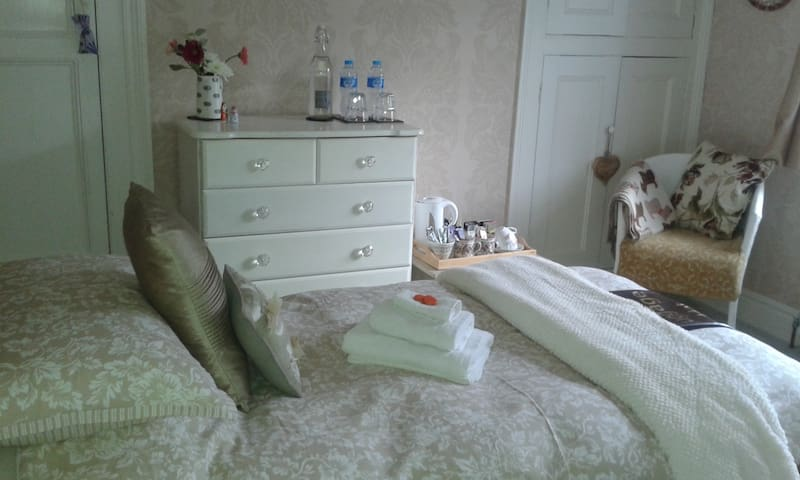 Elmsleigh Bed and Breakfast - Twin Room