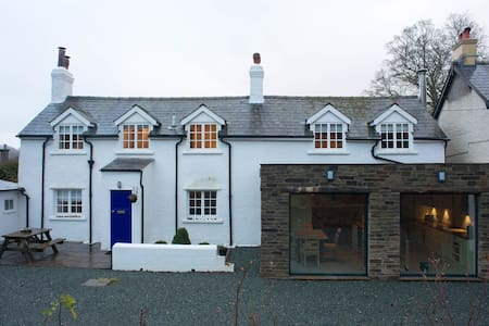 Chapel House Cottage in Builth Wells