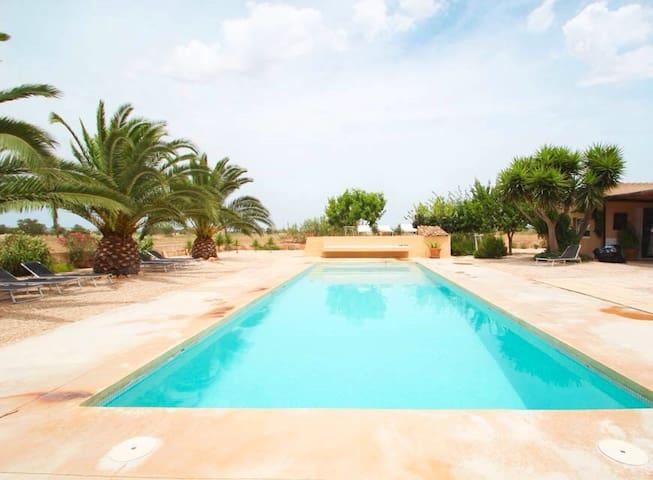 Casa de campo en Mallorca - Campos