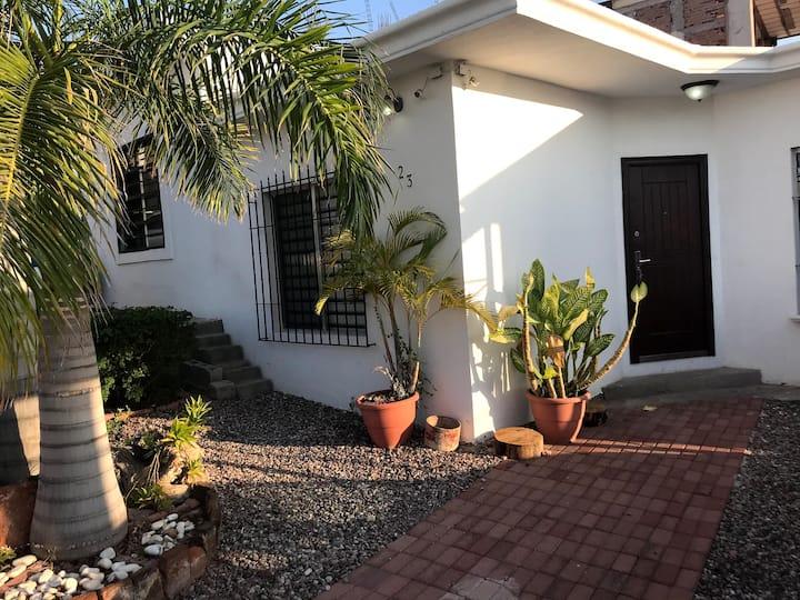 Casa Isla del Peruano