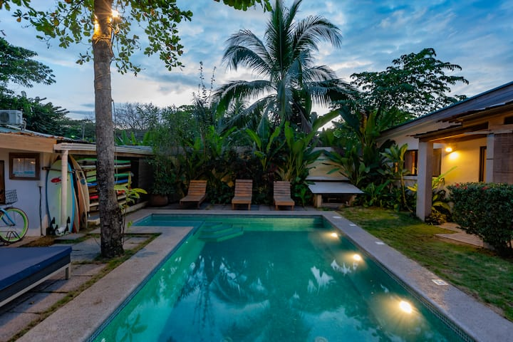 Boutique Casita w/ Pool 2-min From Surf & Yoga | Maoritsio Studios #8