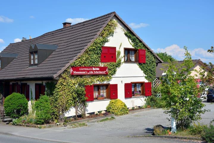 Ferienwohnung für bis zu 4 Personen - Gottmadingen - Appartement