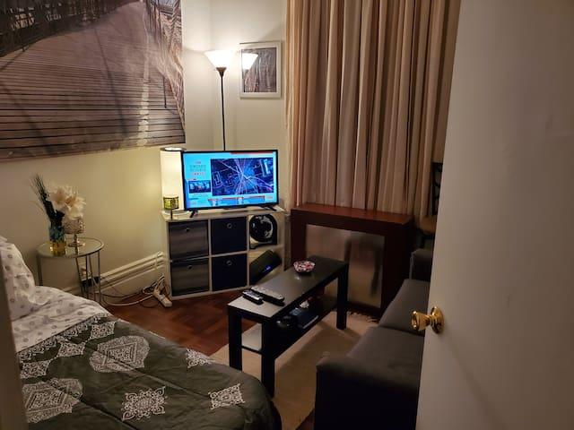 Quiet Cozy Clean Home