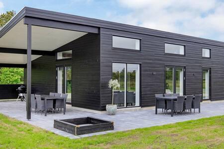 Casa vacanze di lusso con sauna a Hojslev