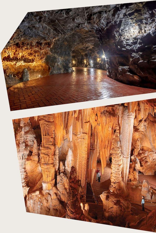 Luray Cavern Park EV RV Studio