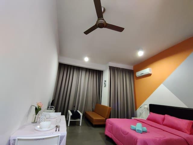 Ava Empire Damansara FRESH Room Everything Young