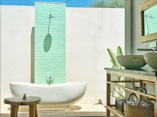 Luxueuze villa met privé zwembad (5p)