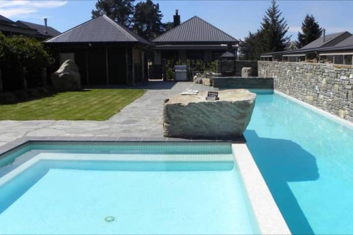 A slice of paradise in Cardrona
