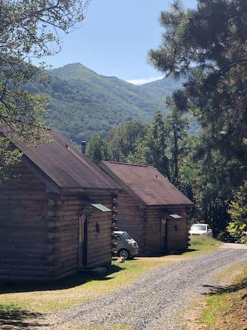 Bear Run Log Cabin #2