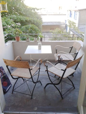 Lovely room close to Basel World - Basel - Apartment