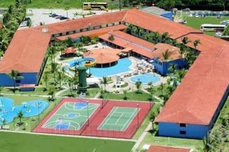 Condomínio Porto Belo Park Fort Hotel Porto Seguro - Porto Seguro - Flat