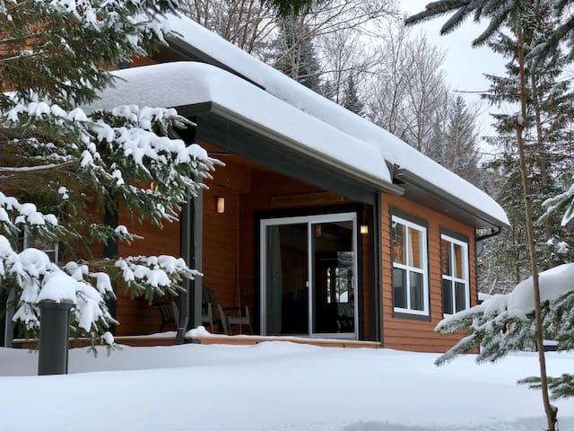 Ski Riviera Cottage 10 minutes from Tremblant