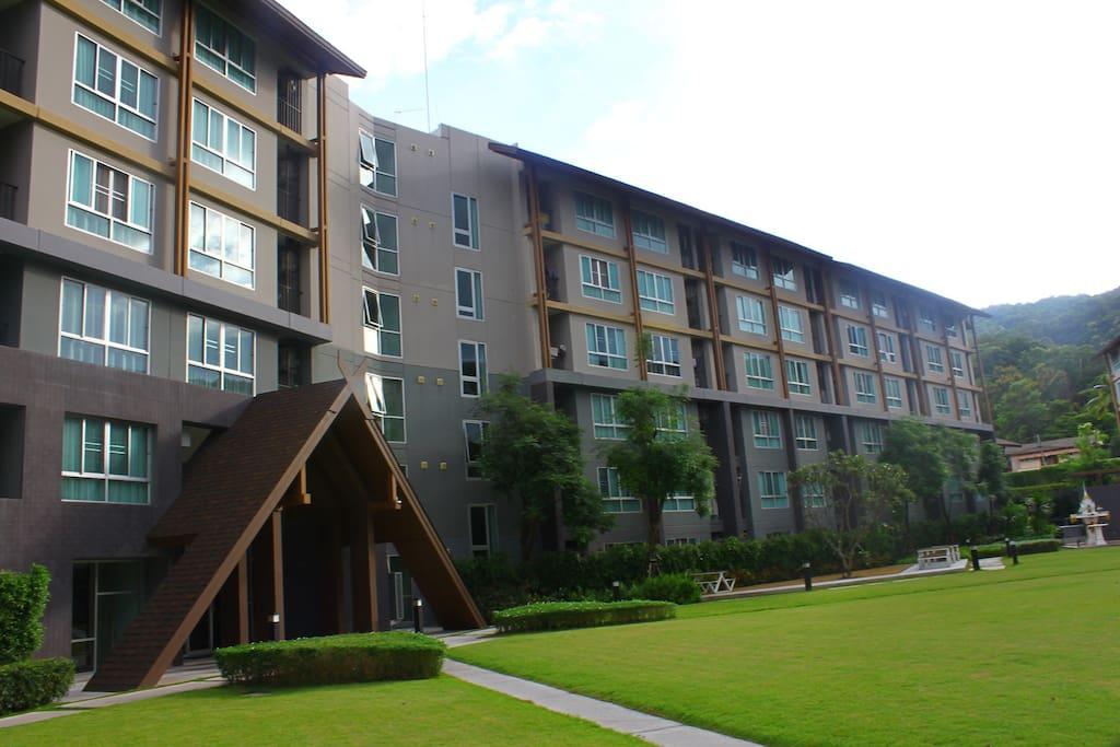 Our C-building