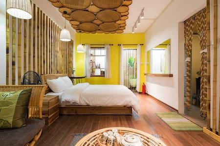 Nest House2:✩Green✩Cozy✩2mins to Hoan Kiem Lake✩
