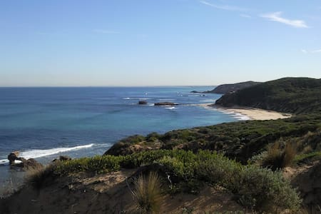 stunning rural and sand dune views - Blairgowrie - Hus