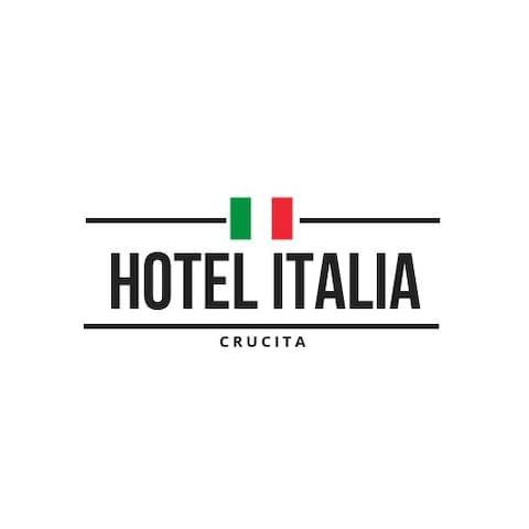 Hotel Italia Crucita