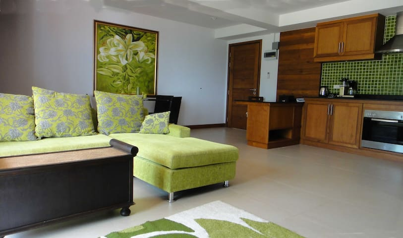 Khanom Beach Apartment - #101