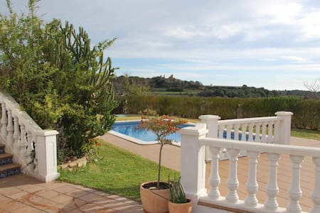 Brandnew flat with pool, 6km from the beach - Tarragona, el catllar - Huoneisto