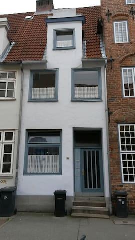 Mini Ferienwohnung in der Altstadt - Lübeck - Apartamento
