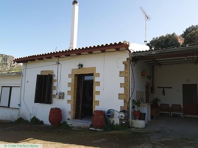 EVAGELIA GOUNTRY HOUSE