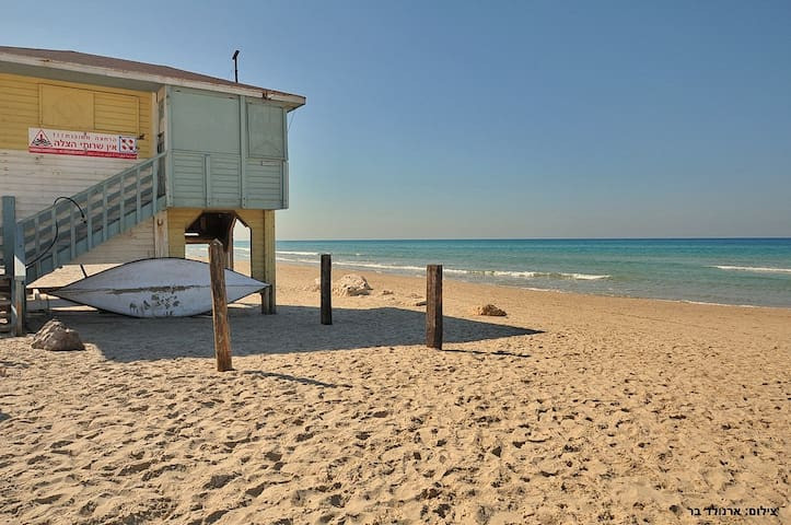 Mediterranean Suite near the sea - Beit Yanai - Flat