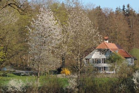 Guesthouse im Wald next to Bern - Neuenegg-Bern