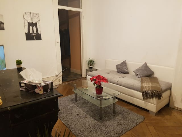 Jolie chambre / Nice room GENEVA  CENTER Cornavin