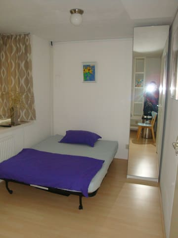 Room w privacy nr centre Amsterdam - Amsterdam - Bed & Breakfast