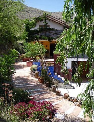 La Huerta Ganga - Comares - Hus