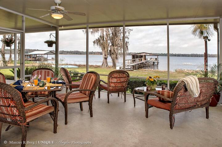 Hampton Lake Bed & Breakfast - Robin's Nest