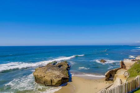 Large Ocean-Front Villa #4 - サンディエゴ