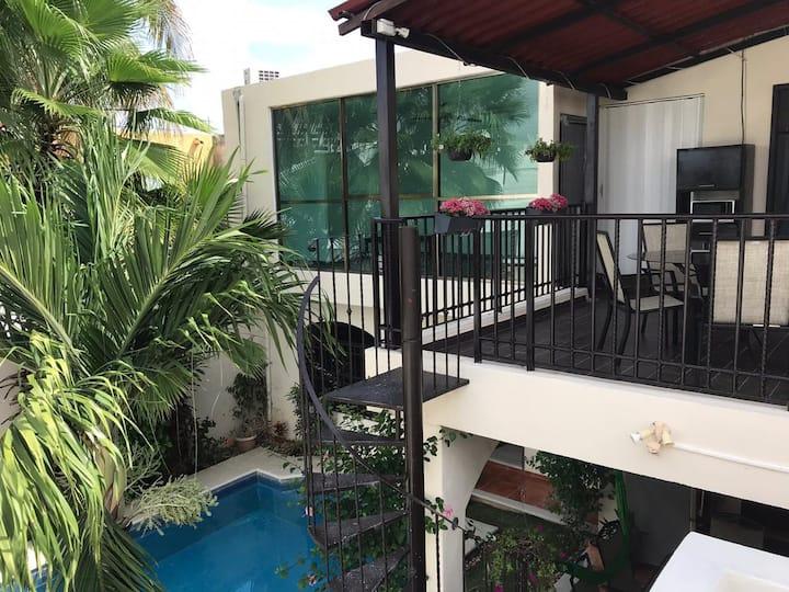 Casa maya suite 4