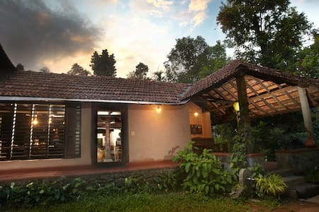 Kudremukh Homestay: Live Amidst Nature