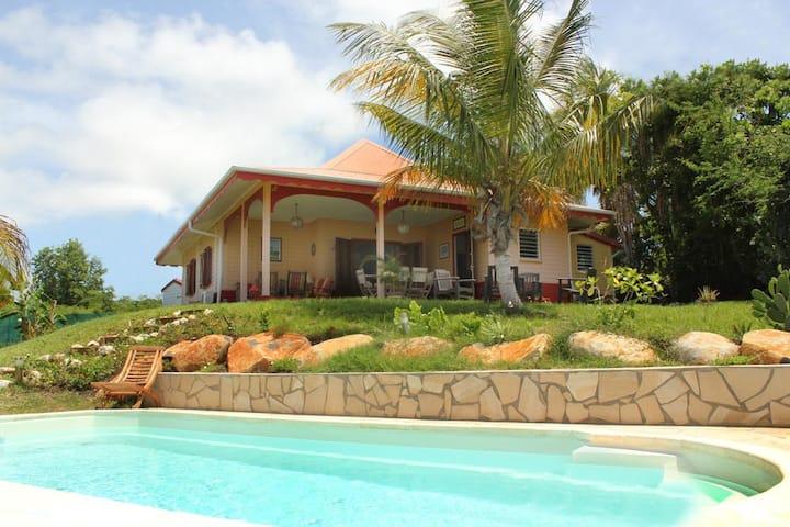 Villa Alizia avec piscine privée