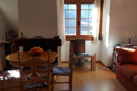 Acogedor apartamento con vistas al Aneto. - Pujo