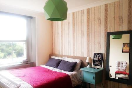 Lovely double room in Camden Town - 伦敦 - 公寓