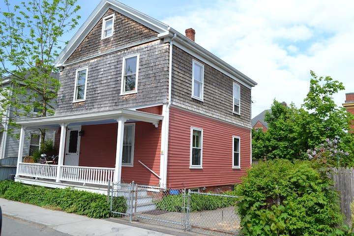 Private single family house - Newport - Rumah