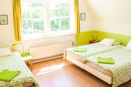 Nice B&B 8 min from Amsterdam CS - Watergang - Bed & Breakfast