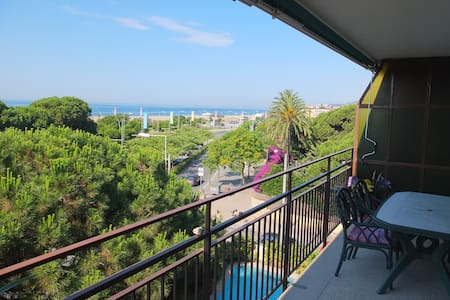 Apartment in front of the beach - Castelldefels - Apartment