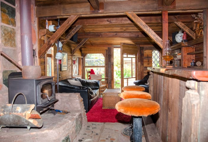 The Hobbit House, aka, The Pub! - Cambria