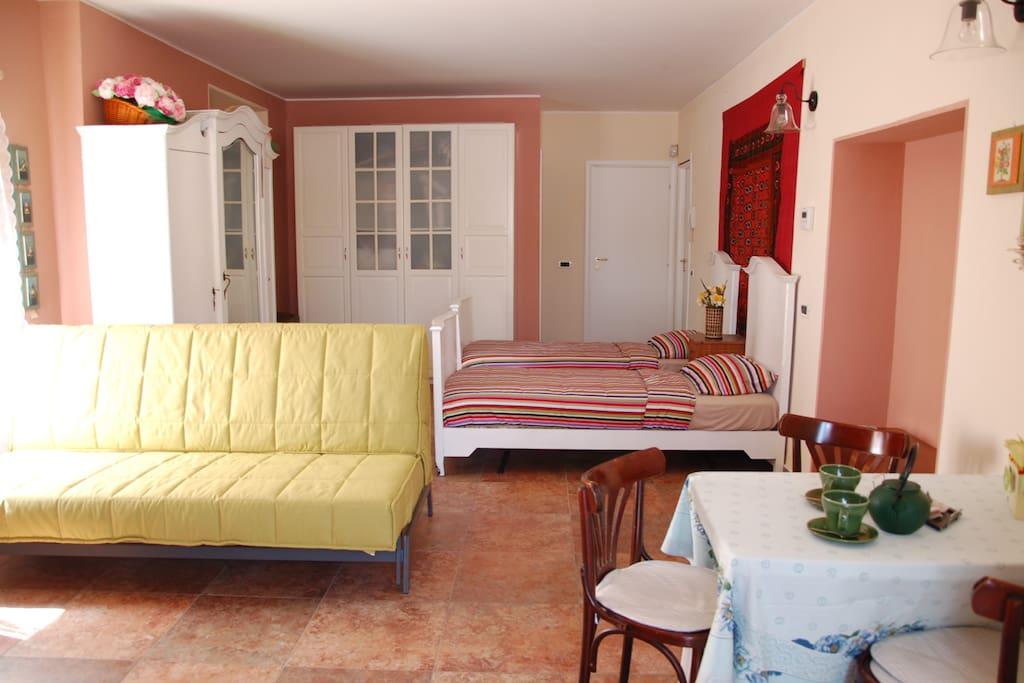 Your apartment/il vostro appartamento